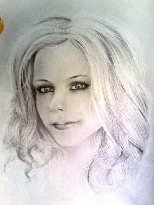 Avril Lavigne by mauryirm